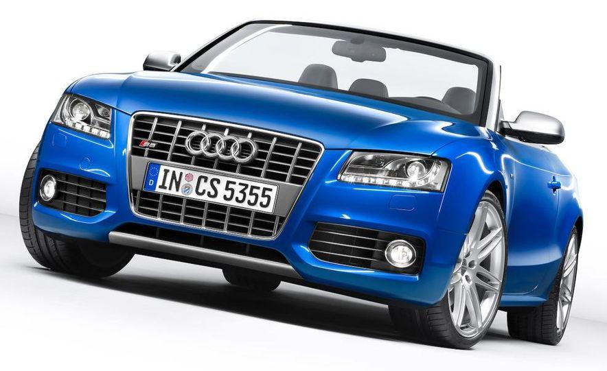 2010 Audi S5 cabriolet fender badge - Slide 5