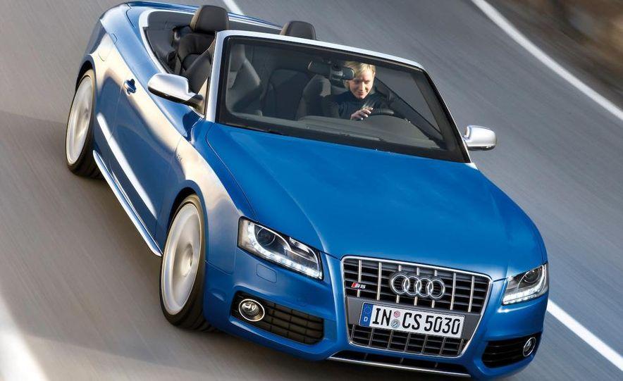 2010 Audi S5 cabriolet fender badge - Slide 15
