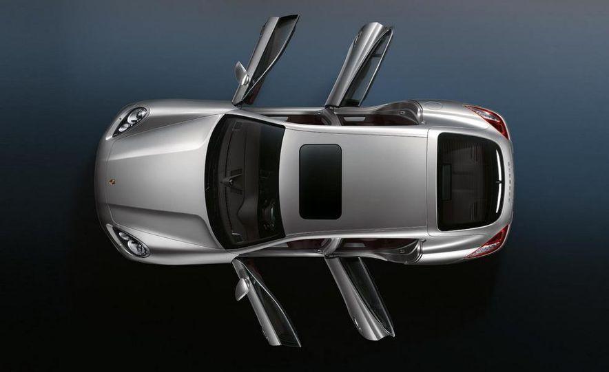 2010 Porsche Panamera Turbo - Slide 23