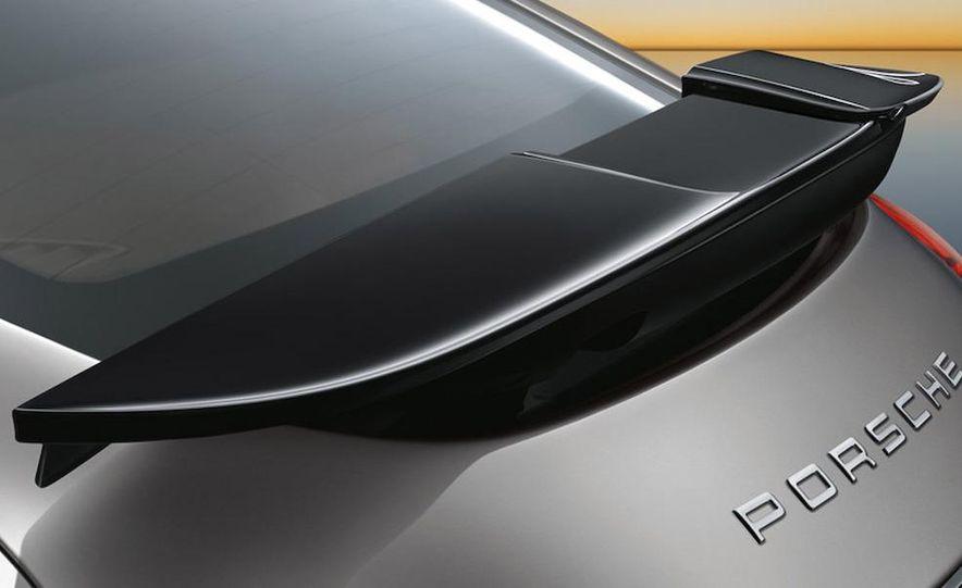 2010 Porsche Panamera Turbo - Slide 34