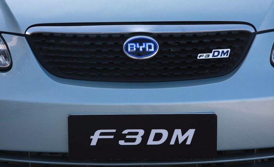BYD F3DM hybrid - Slide 3
