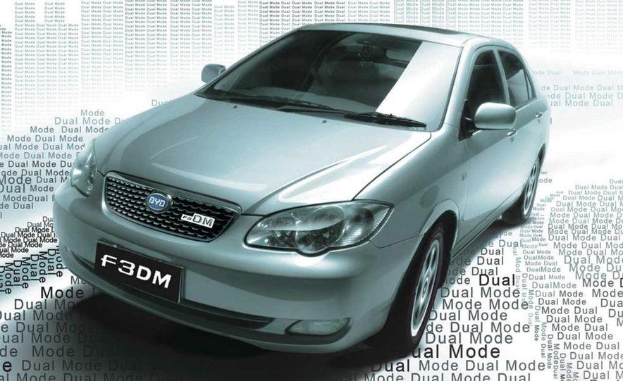 BYD F3DM hybrid - Slide 1