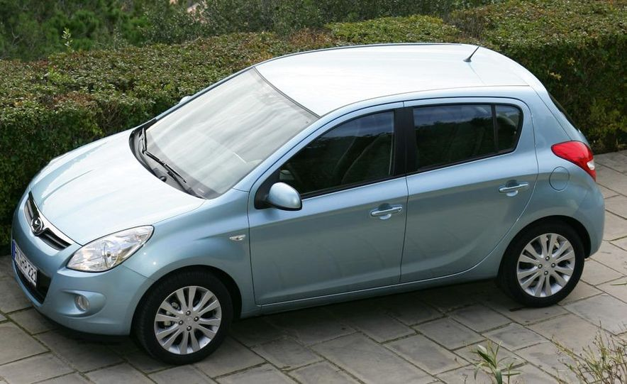 2009 Hyundai i20 5-door - Slide 4