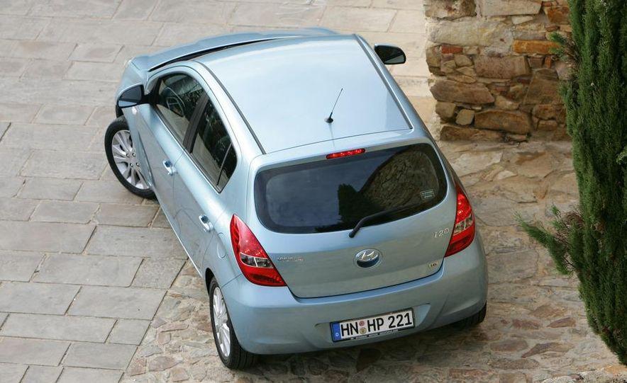 2009 Hyundai i20 5-door - Slide 5