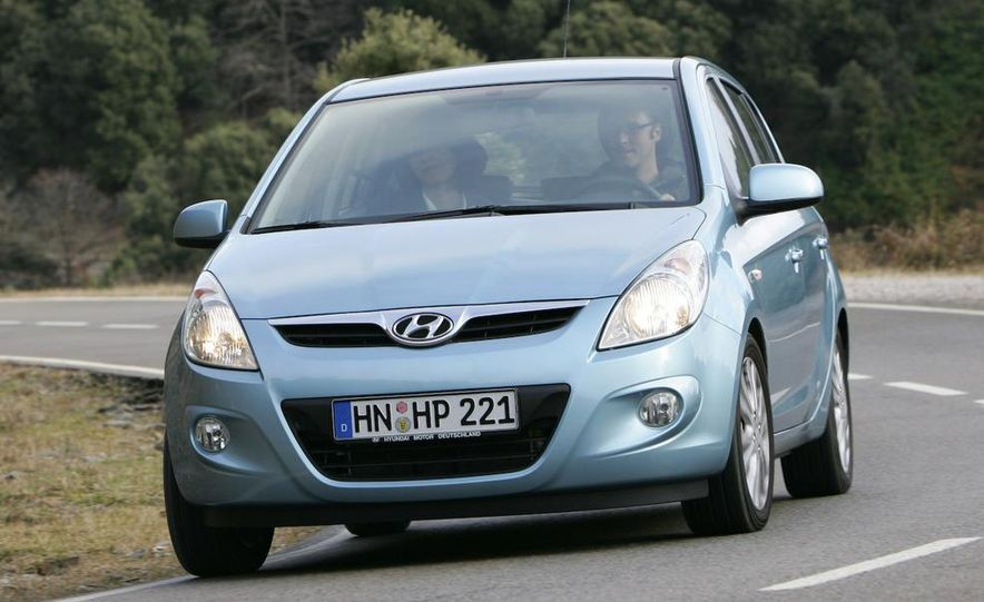 2009 Hyundai i20 5-door - Slide 12