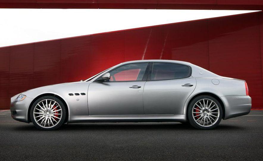 2009 Maserati Quattroporte Sport GT S - Slide 20
