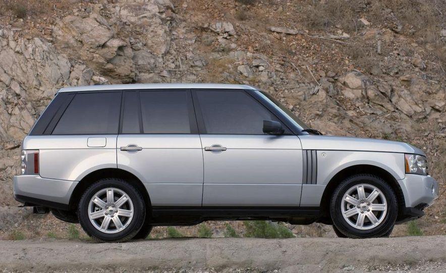 Land Rover Compact Range Rover concept (artist's rendering) - Slide 16