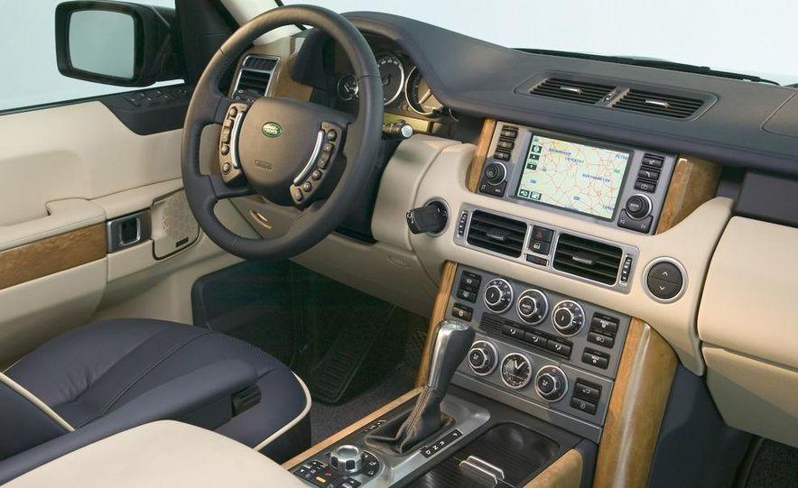 Land Rover Compact Range Rover concept (artist's rendering) - Slide 11