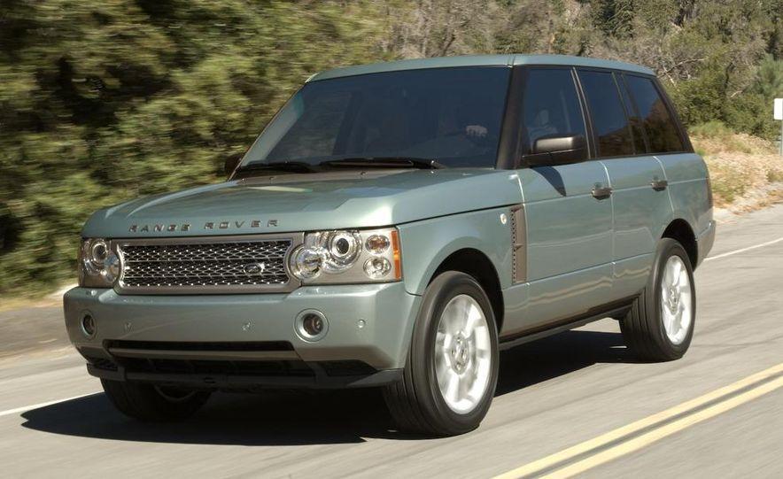 Land Rover Compact Range Rover concept (artist's rendering) - Slide 12