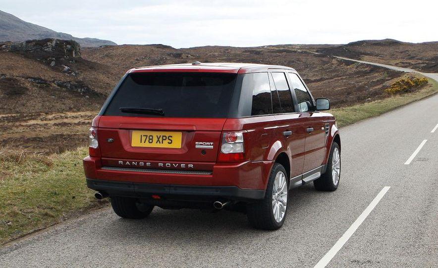 Land Rover Compact Range Rover concept (artist's rendering) - Slide 18