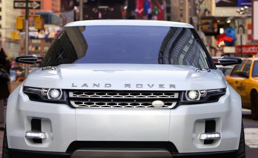 Land Rover Compact Range Rover concept (artist's rendering) - Slide 6