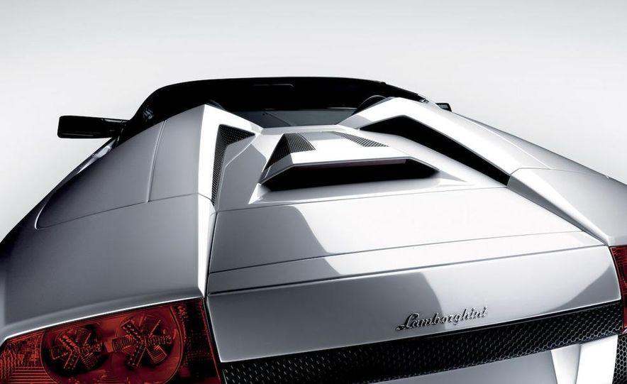 2010 Lamborghini Murciélago LP650-4 roadster - Slide 9