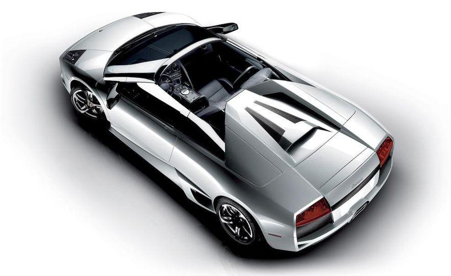 2010 Lamborghini Murciélago LP650-4 roadster - Slide 10
