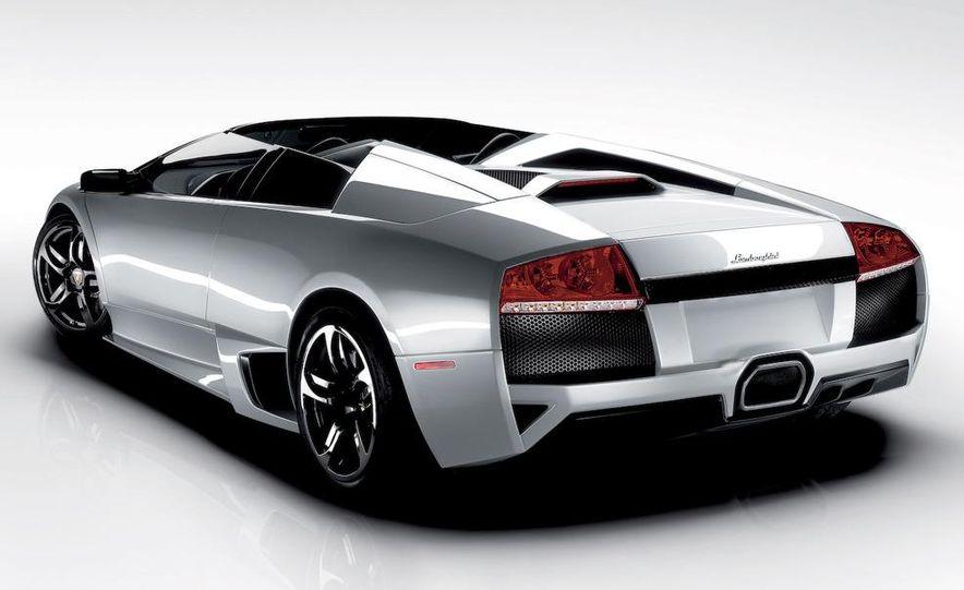 2010 Lamborghini Murciélago LP650-4 roadster - Slide 11