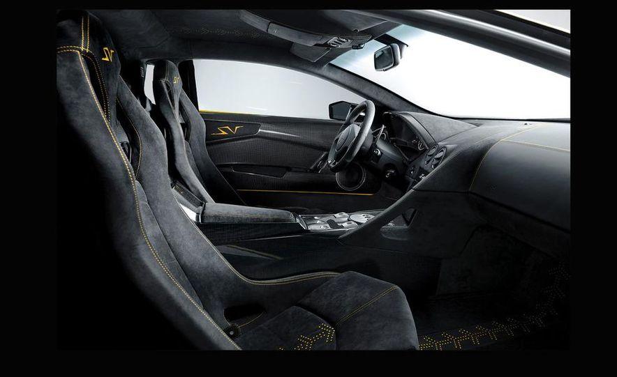 2010 Lamborghini Murciélago LP650-4 roadster - Slide 15