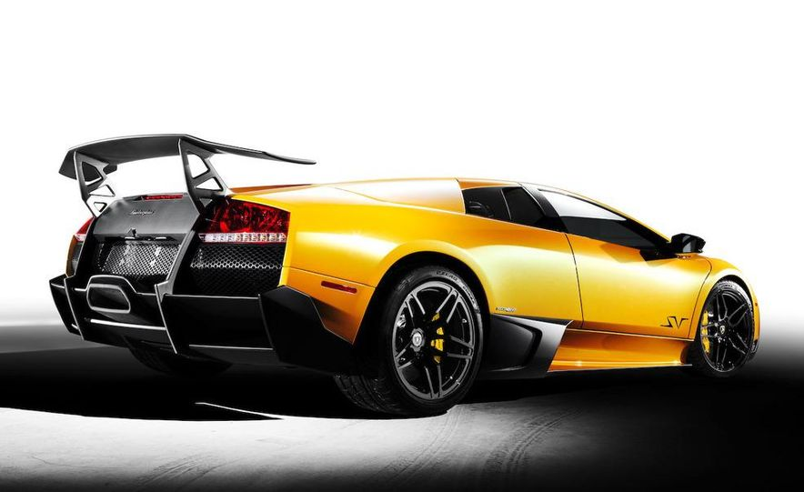 2010 Lamborghini Murciélago LP650-4 roadster - Slide 14
