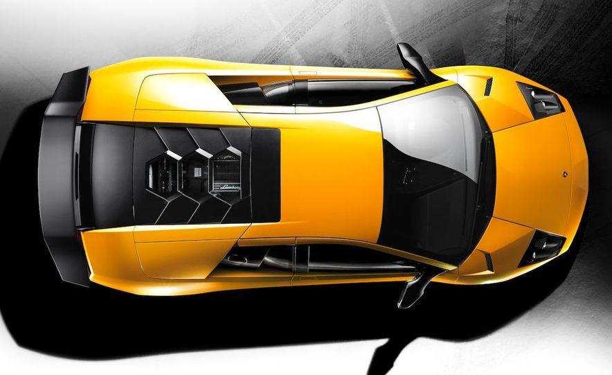 2010 Lamborghini Murciélago LP650-4 roadster - Slide 17