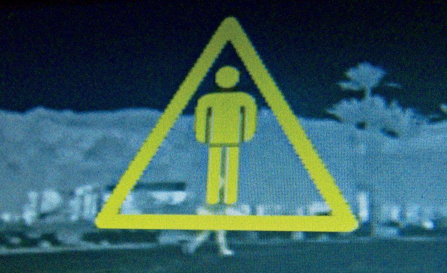 Night Vision: Afraid of the Dark?