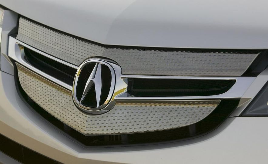 2010 Acura ZDX - Slide 74