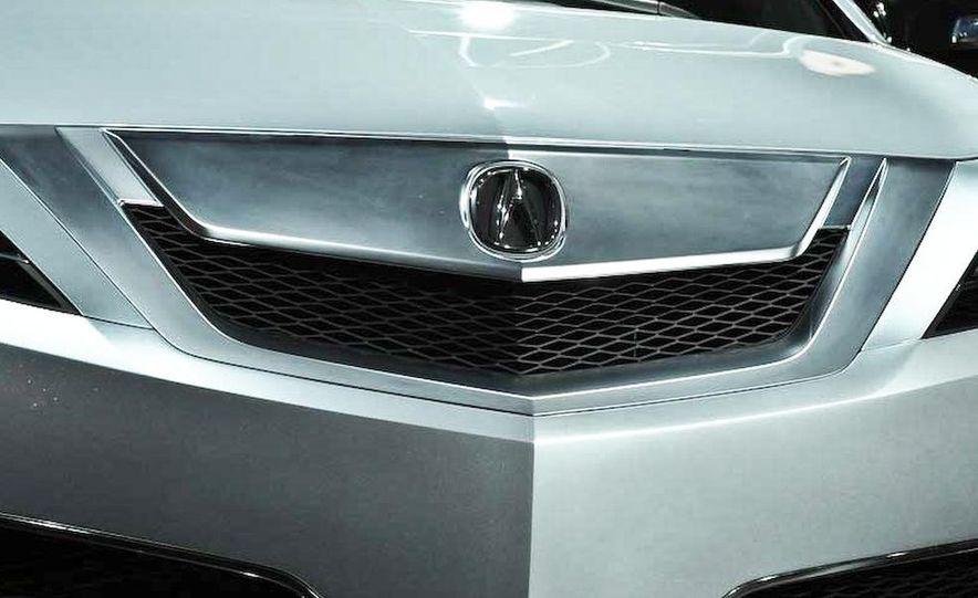 2010 Acura ZDX - Slide 18