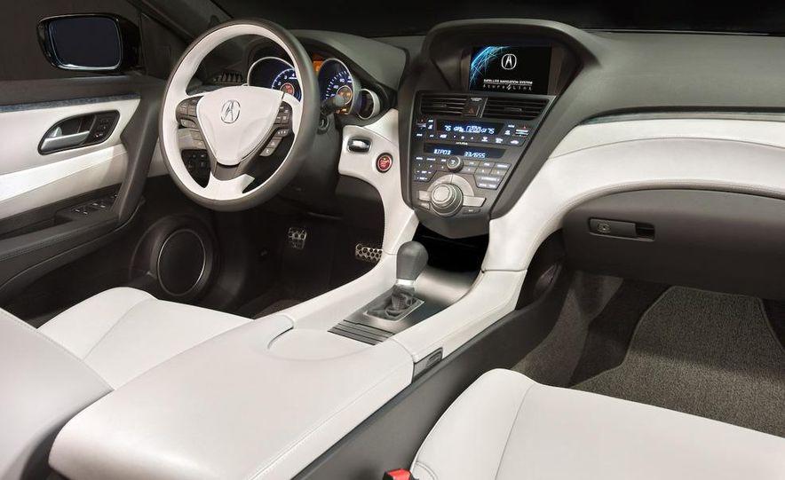 2010 Acura ZDX - Slide 26