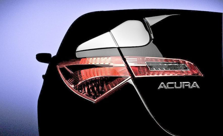 2010 Acura ZDX - Slide 46