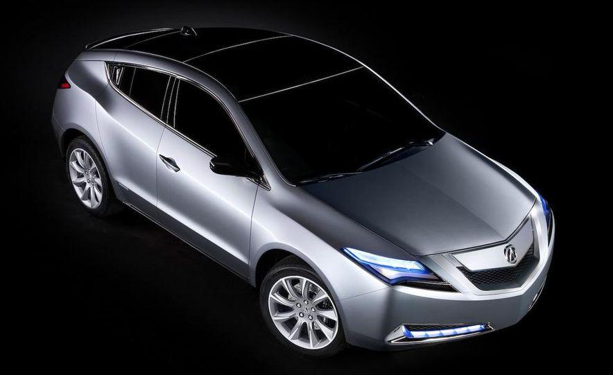 2010 Acura ZDX - Slide 20