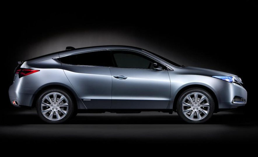 2010 Acura ZDX - Slide 25