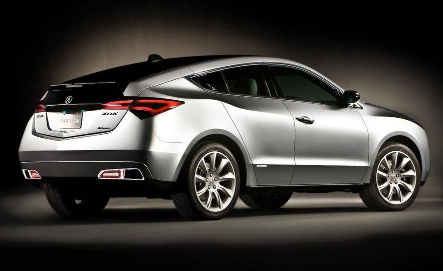 2010 Acura ZDX - Slide 21