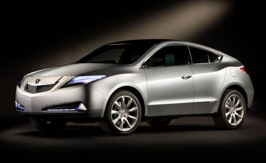 2010 Acura ZDX - Slide 23