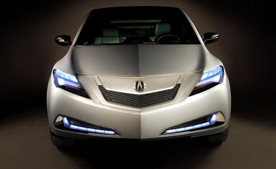 2010 Acura ZDX - Slide 24