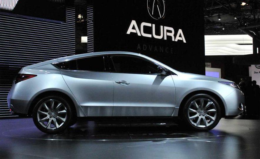 2010 Acura ZDX - Slide 2