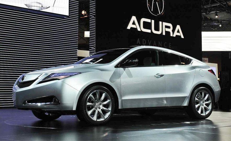 2010 Acura ZDX - Slide 4