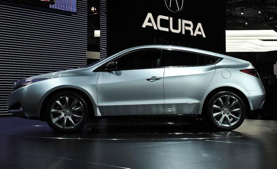 2010 Acura ZDX - Slide 5
