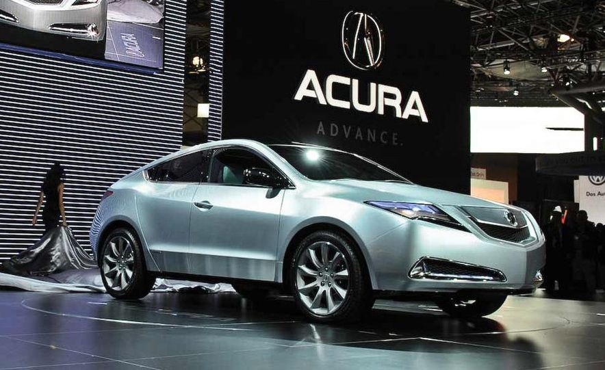 2010 Acura ZDX - Slide 6