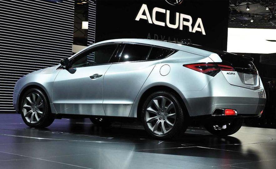 2010 Acura ZDX - Slide 13