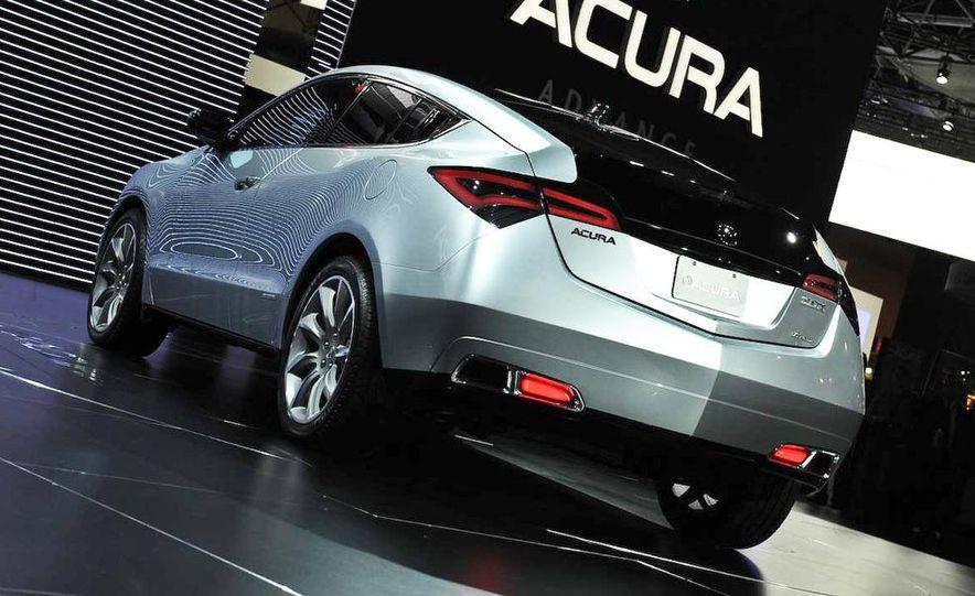 2010 Acura ZDX - Slide 14