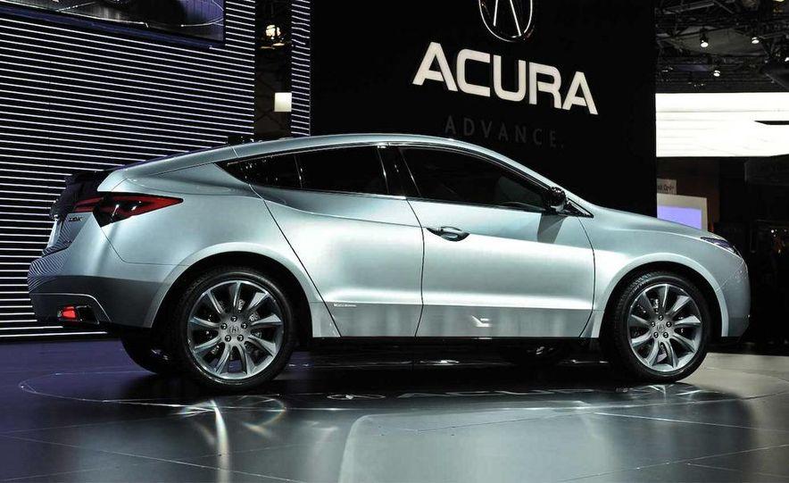 2010 Acura ZDX - Slide 15