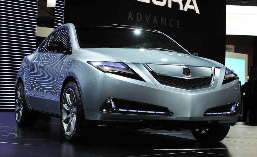 2010 Acura ZDX - Slide 8