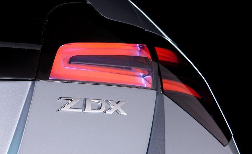 2010 Acura ZDX - Slide 34