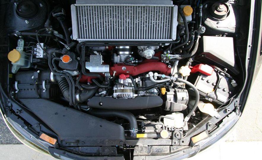 2009 Subaru Impreza WRX sedan - Slide 23