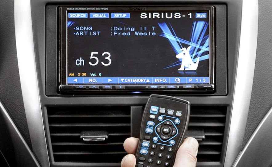 2009 Subaru Impreza WRX sedan - Slide 4