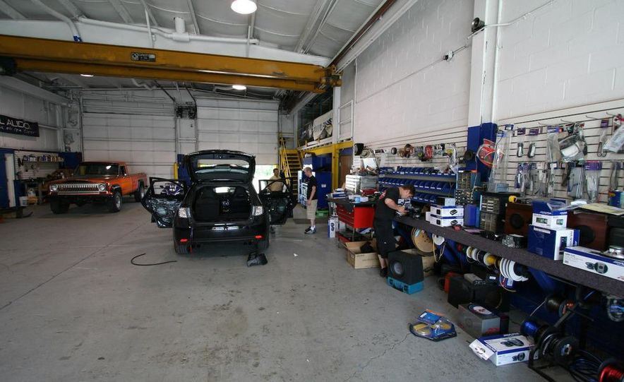 2009 Subaru Impreza WRX sedan - Slide 9