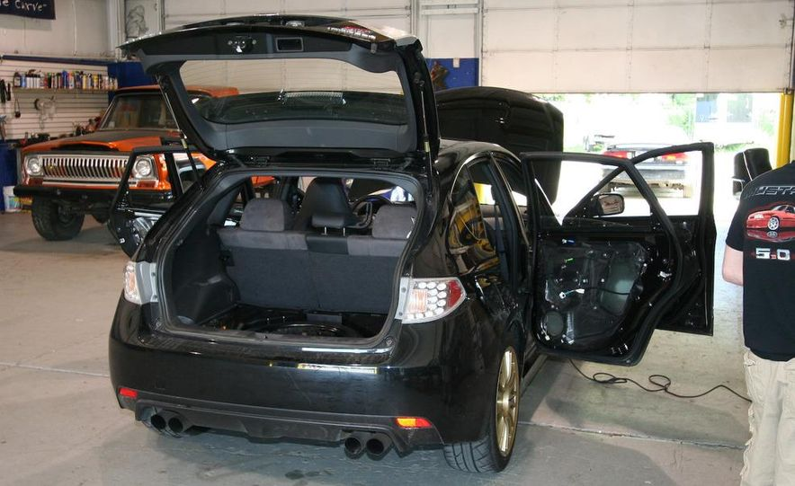 2009 Subaru Impreza WRX sedan - Slide 25