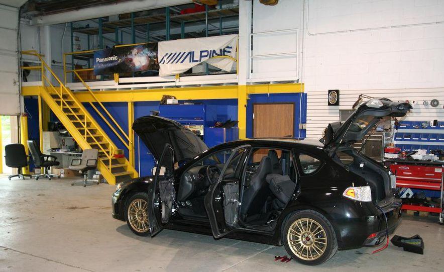 2009 Subaru Impreza WRX sedan - Slide 27