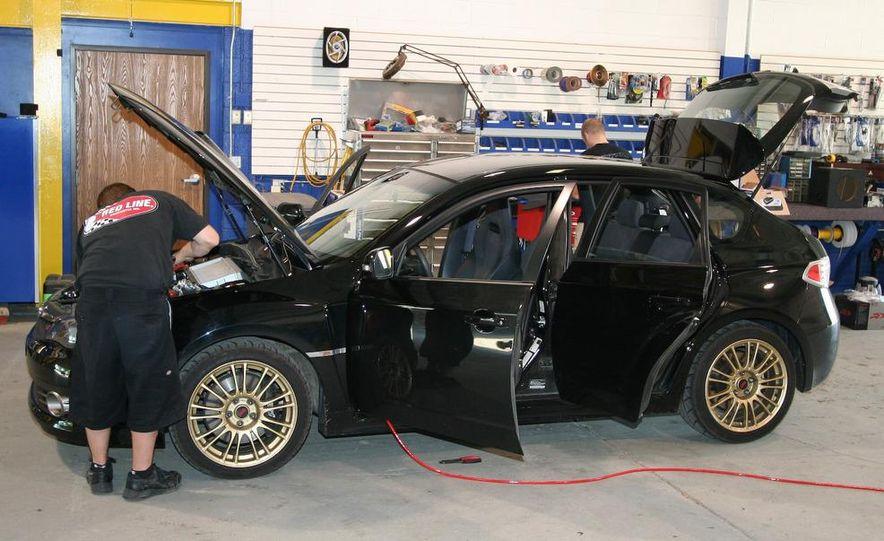 2009 Subaru Impreza WRX sedan - Slide 33