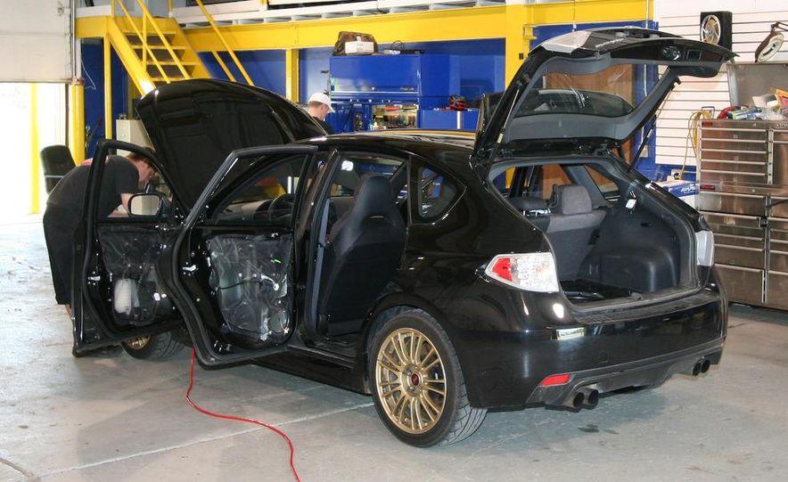2009 Subaru Impreza WRX sedan - Slide 34