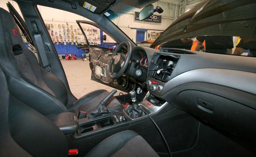 2009 Subaru Impreza WRX sedan - Slide 18