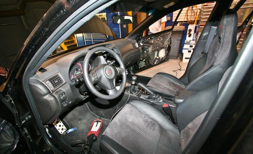 2009 Subaru Impreza WRX sedan - Slide 19