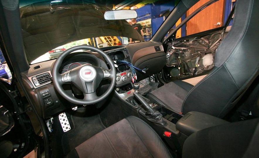 2009 Subaru Impreza WRX sedan - Slide 32
